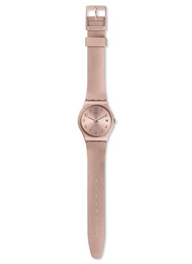 Swatch GP403  Bayan Kol Saati Pudra